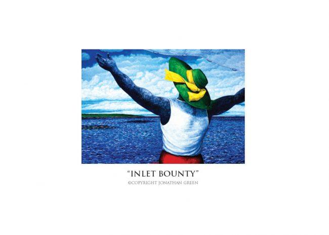 Inlet Bounty notecard