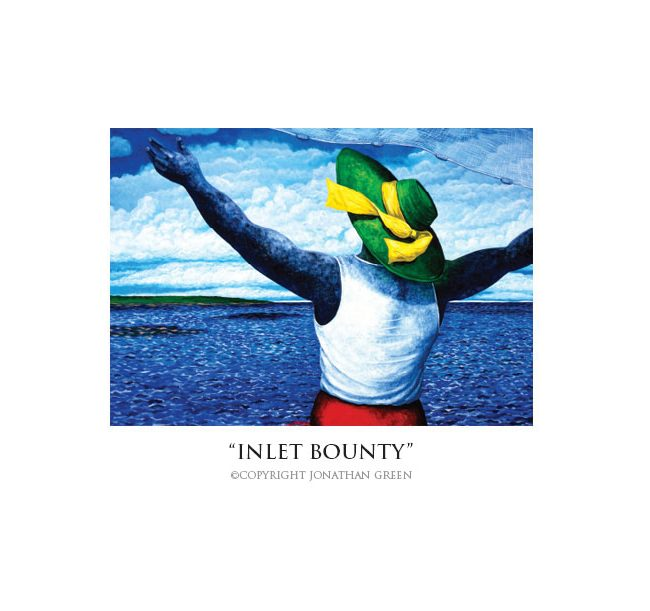 Inlet Bounty notecard