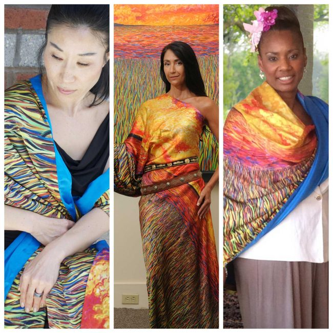 Jonathan Green Collection Scarves and Accessories