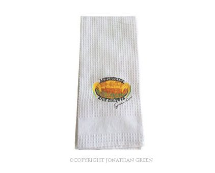 Lowcountry Rice Culture Project Towel