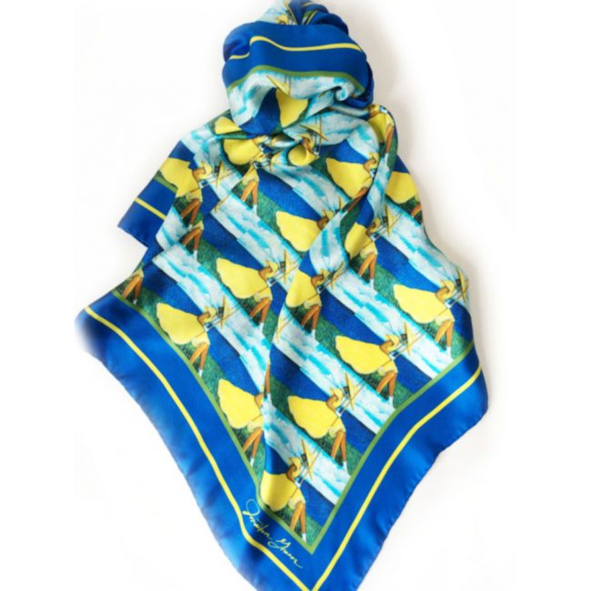 Sea Swing Scarf