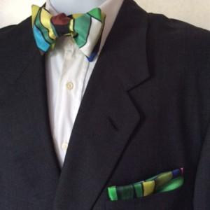 Firegrass Bow Tie