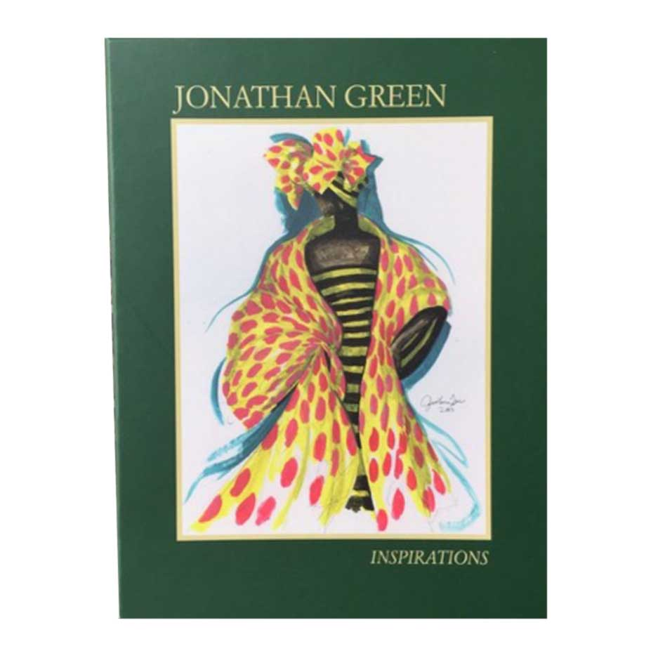 Inspirations\' Notecards - The Jonathan Green Collection